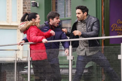 EastEnders spoilers: Kush Kazemi kills Leo King in balcony fall horror?