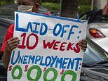 US private companies cut just 2.8 million jobs in May following nearly 20 million in April