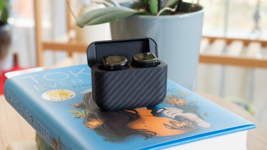 These true wireless earbuds have a Kevlar charging case - and no, we're not joking