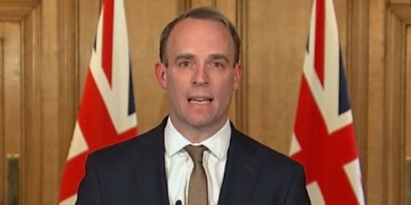 Who is Dominic Raab? What we know about Boris Johnson's 'designated survivor' as prime minister