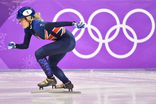 Speed skater Elise Christie tells of her agony in new book why she decided 'she wanted to live'