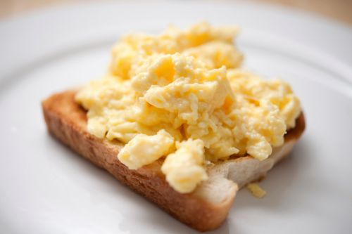 Chef reveals trick to make perfect scrambled eggs using surprising ingredient