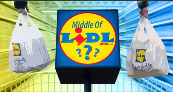 What's in the Middle of Lidl this week?