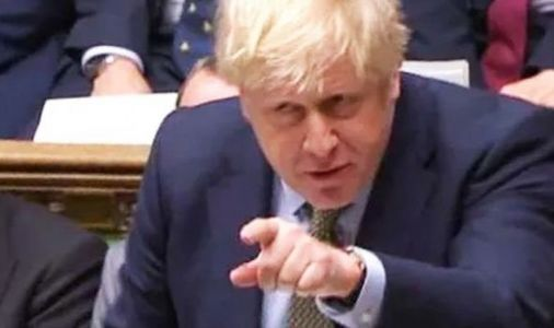 Boris Johnson RIPS UP Lords' amendments as he commands MPs to hit back at Brexit saboteurs