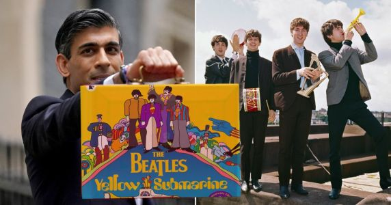 Rishi Sunak's £2,000,000 Beatles attraction savaged as 'pointless nonsense' by music charity boss