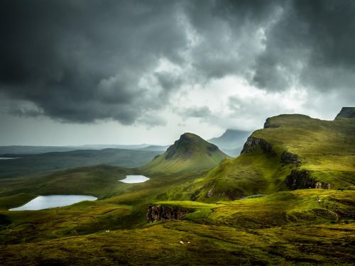 These are the 15 Scottish towns and cities that get the most rain annually - is yours on the list?
