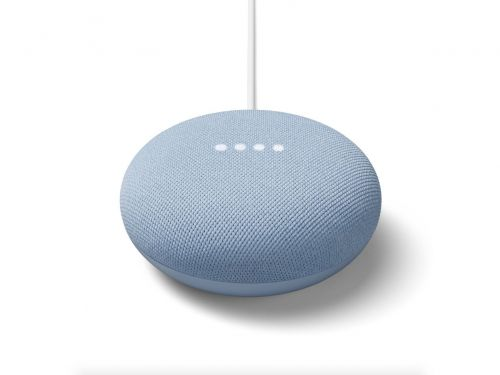 Google unveiled a new version of its $49 smart speaker named the Nest Mini