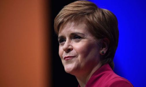 Nicola Sturgeon gloats about 'severe blow' to Boris Johnson's hopes of leaving October 31