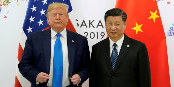 Trump retaliates against China, says the US will hike tariffs on imports