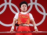 Chinese diplomats slam Western media for trying to make its gold-winning weightlifter look 'ugly'
