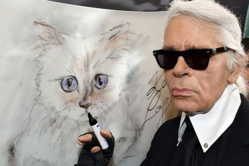L'Oréal to launch Karl Lagerfeld make-up collection initiated by design legend