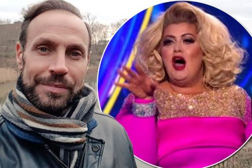 Jason Gardiner hits out at 'appalling' Gemma Collins after Dancing On Ice row