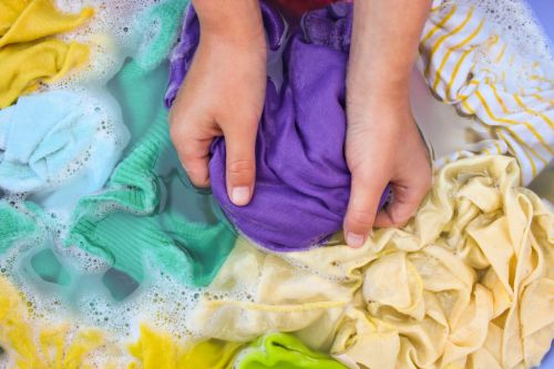 How to hand-wash clothes, and which fabrics to never put in the washing machine