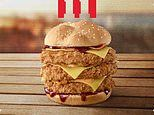 KFC to open 30 high-tech outlets across Australia - with new dishes added to their menu every month