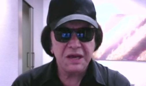 'Shut up! Be respectful!' Gene Simmons erupts in angry outburst at maskless mobs 'Selfish'