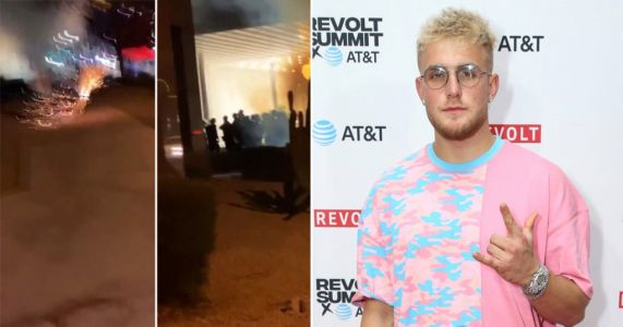 Jake Paul wants everyone to focus on George Floyd and Black Lives Matter and not his charges for criminal trespassing