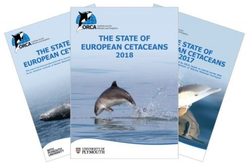 ORCA - The State of European Cetaceans