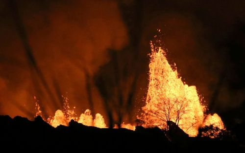 What is 'laze', the latest deadly threat generated by Hawaiian volcano?