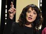 Asia Argento's jaw-dropping Cannes closing ceremony speech against Harvey Weinstein