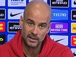 Pep Guardiola wants Manchester City players to harness Champions League pain