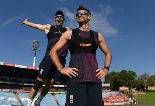 James Anderson and Mark Wood rested for England's second Test vs West Indies