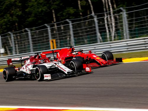 Kimi still 'one of the best on this grid'