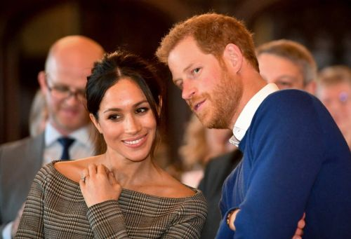 Where will Prince Harry and Meghan live after they give up their titles?