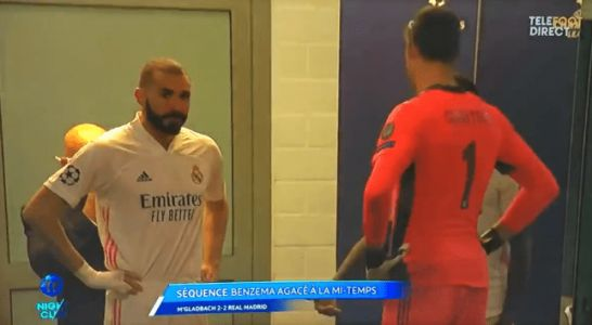 Jamie Carragher speaks out on Karim Benzema's explosive Vinicius Junior rant in Real Madrid draw