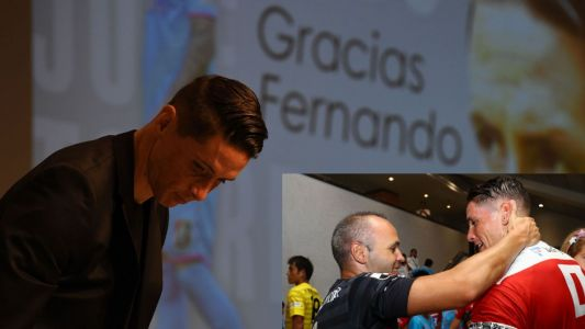 Toe Poke Daily: Torres says goodbye with final match against Iniesta