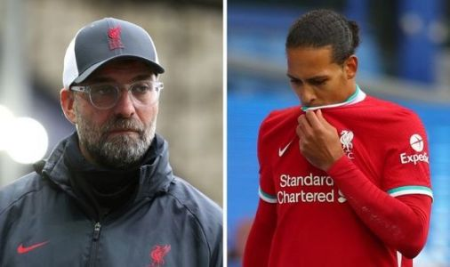Liverpool boss Jurgen Klopp lays down law on Virgil van Dijk injury with comeback promise