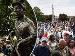 Instead of removing Confederate statue, Tennessee town erects new one to black Union soldiers