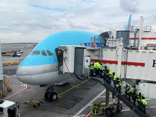 Korean Air is not offering refunds on flights to South Korea as customers desperately try to cancel trips because of coronavirus