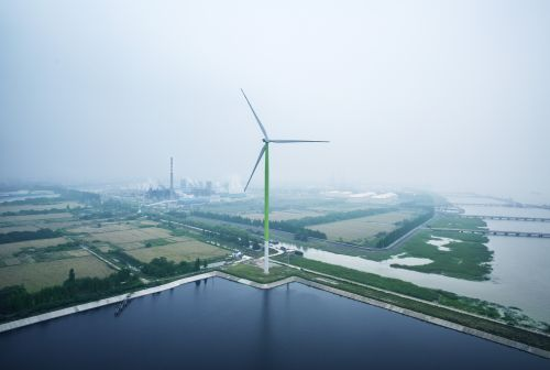 Envision leads the way for Chinese companies switching to renewable power
