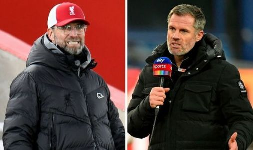 Jamie Carragher has 'huge' Liverpool Champions League worry as Burnley land big title blow