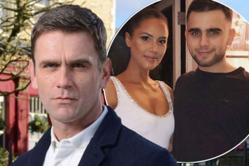 EastEnders hunk Scott Maslen's real life with stunning DJ wife and lookalike son