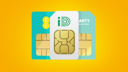 These are the five top SIM only deals this weekend: Three, EE, Smarty and more