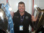 Exeter director of rugby Rob Baxter named Rugby Union Writers' Club personality of the year