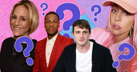 10 entertainment questions for your virtual pub quiz - From John Boyega to Emily Maitlis, how much of this week's showbiz news do you remember?