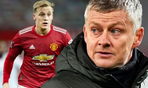 Manchester United boss Solskjaer gives worrying Van de Beek insight - 'Wouldn't say happy'