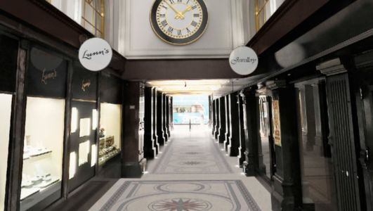 Four new luxury goods stores opening in Belfast 'a real vote of confidence', says Queen's Arcade owner