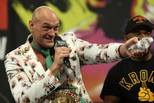 Tyson Fury supporters troll epic social media 'bluffer' claiming credit for Deontay Wilder demolition