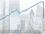 Start of the recovery? UK economy grew 1.8 per cent in May