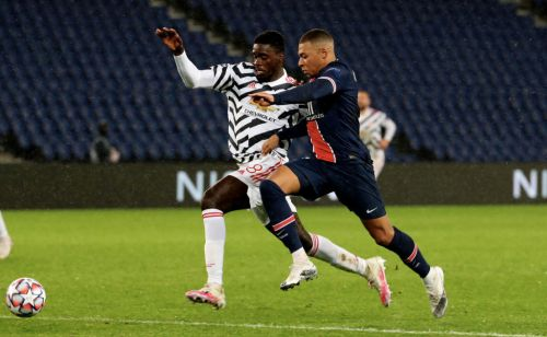 Axel Tuanzebe rates his and Alex Telles' performances in superb Man Utd win at PSG