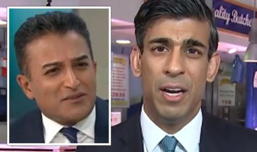 'You're wrong on both counts!' Sunak erupts at GMB host as he shuts down Budget attack