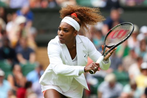 Serena Williams really doesn't care for critics of her fashion sense