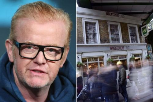 Chris Evans and pals kicked out of pub after 'sexist comment' to barmaid