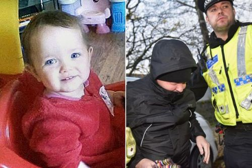 Poppi Worthington: Police hunting laptop dad used to watch porn the night 13-month-old daughter died find computer