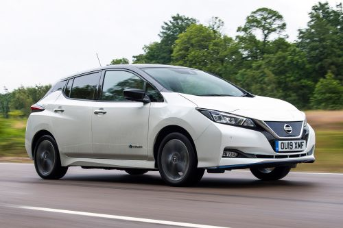 New Nissan Leaf e+ 2019 review