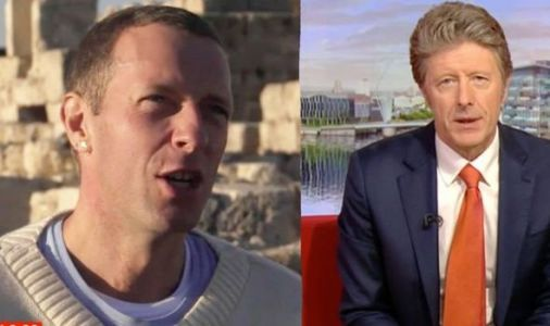 Chris Martin backlash as Coldplay won't tour to help climate but talk to BBC from Jordan