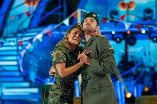Strictly's JJ Chalmers headed for surgery after battling through pain on show